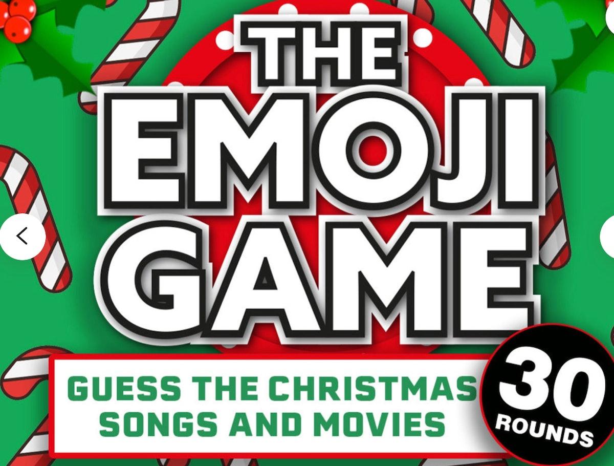 The Emoji Game Christmas Edition — RoomVibes