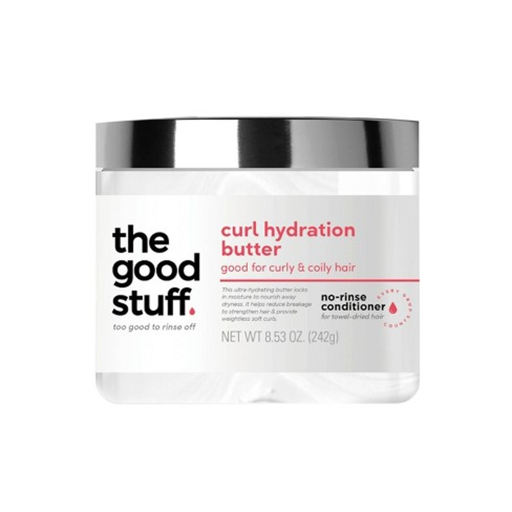 The Good Stuff Curl Hydrator Butter