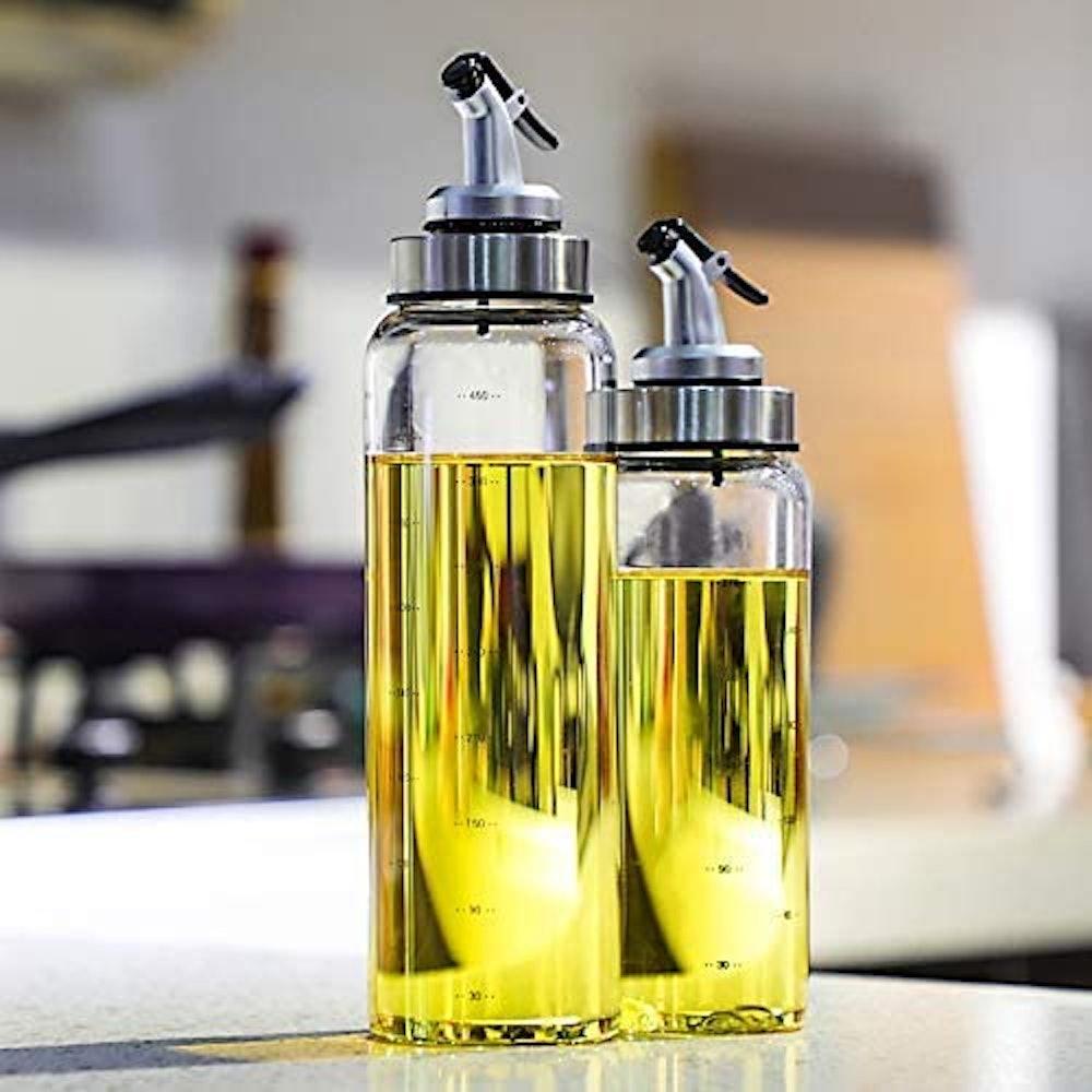 Yahuhu Olive Oil Bottle Set (Set of 2)