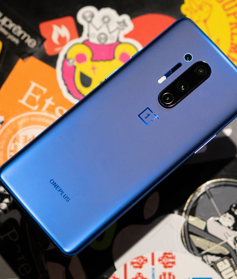 Best tech of 2020: OnePlus 8 Pro review
