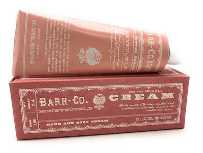 Barr Co. Soap Shop Hand Cream