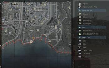 Call of Duty War Room Intel location 1
