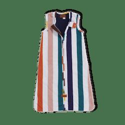 Organic Cotton Big Stripe Sleep Sack