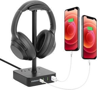 Volisun Headphone Stand and Charger