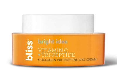 Bliss Bright Idea Vitamin C + Tri-Peptide Collagen Protecting Eye Cream
