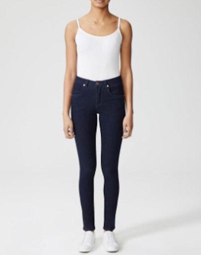 Seine High Rise Skinny Jeans 32 Inch