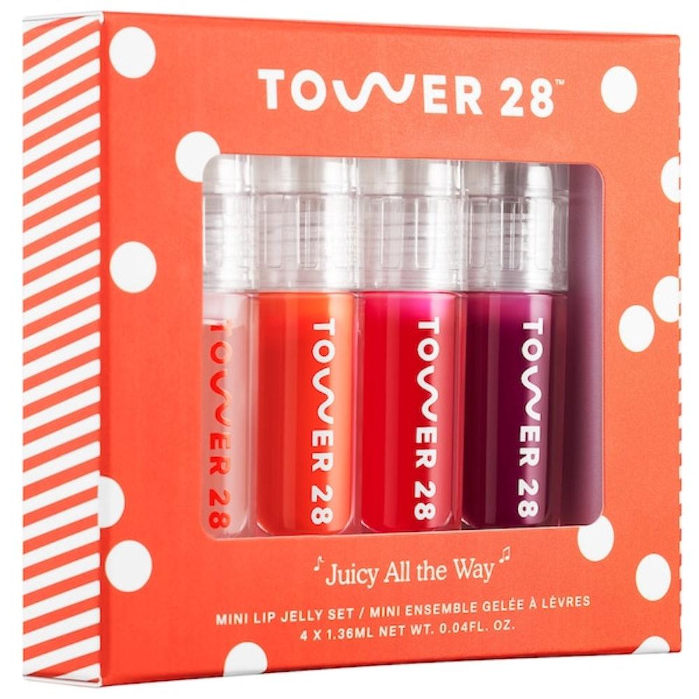 Tower 28 Mini Juicy All The Way Lip Jelly Set