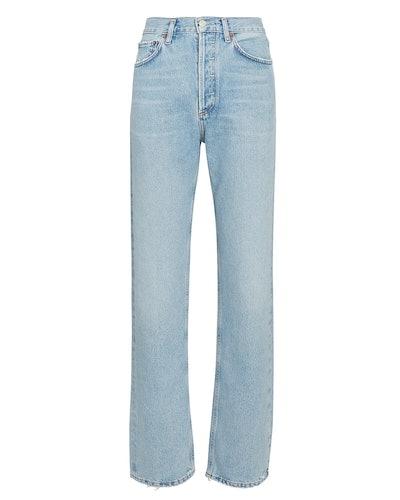 Lana Straight-Leg Jeans