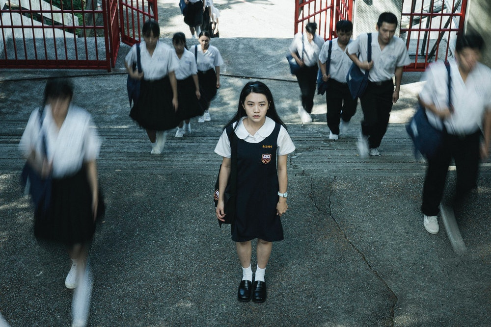 Detention Netflix Taiwanese horror seires