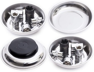 eHomeA2Z Magnetic Trays (4-Pack)