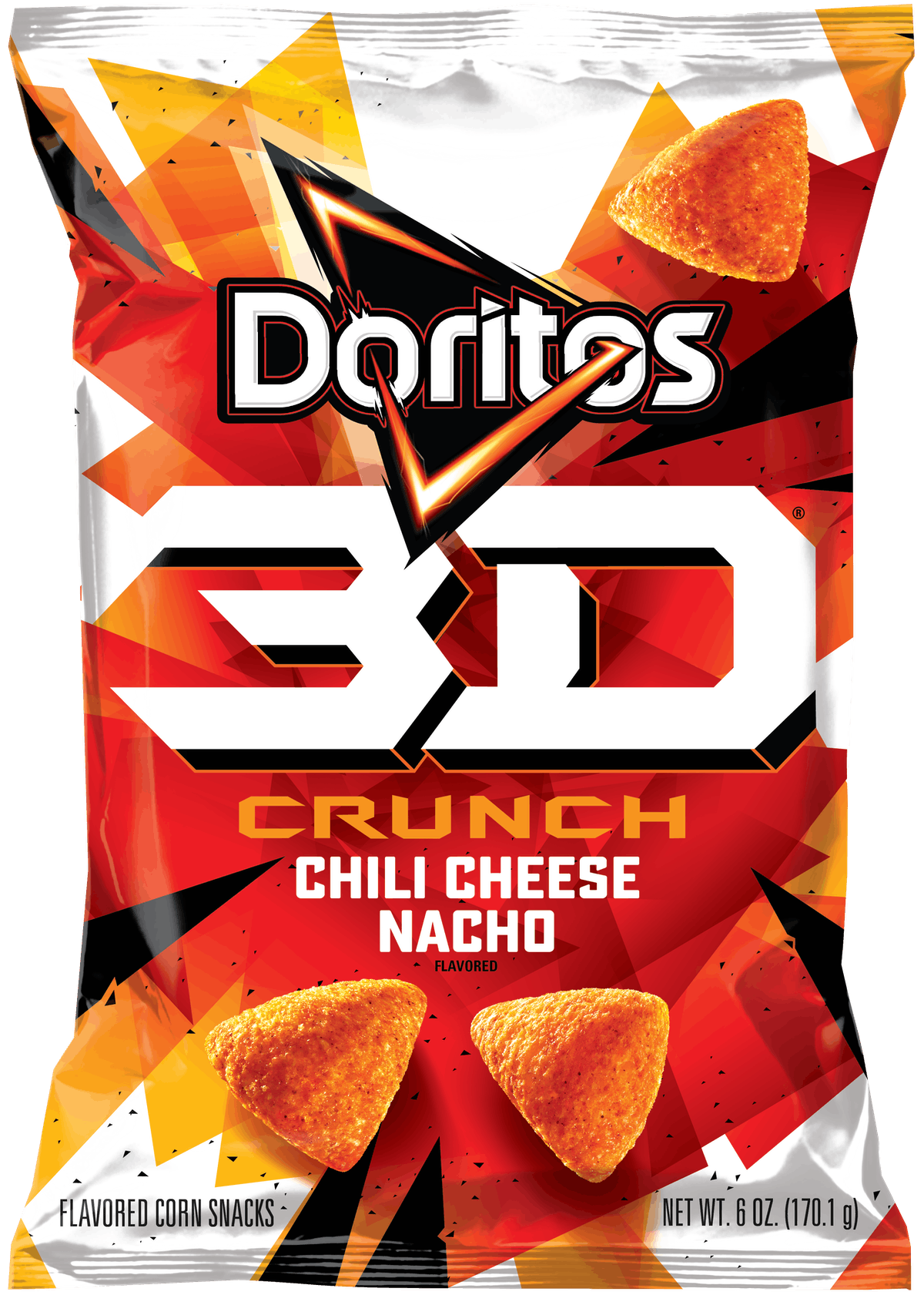 These new Doritos 3D Crunch flavors releasing in December are bold take on classics.
