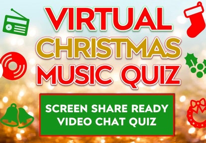 Christmas Music Quiz Night — Quizzology