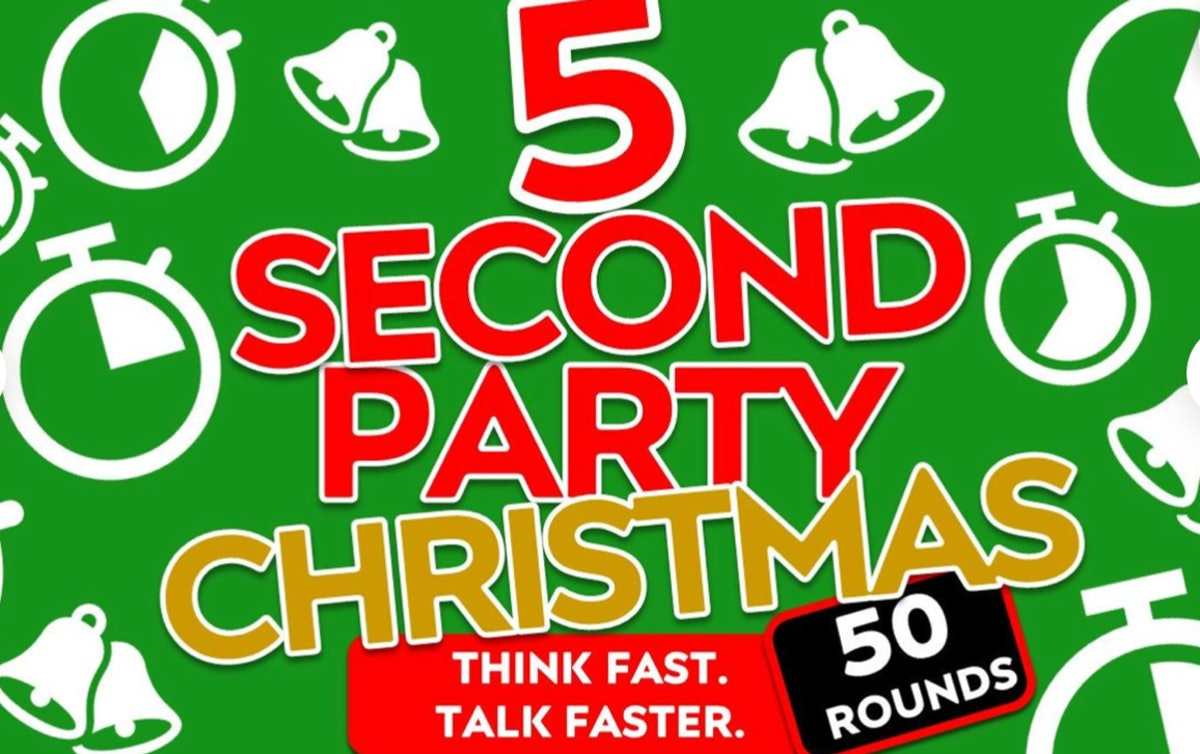 5 Second Party