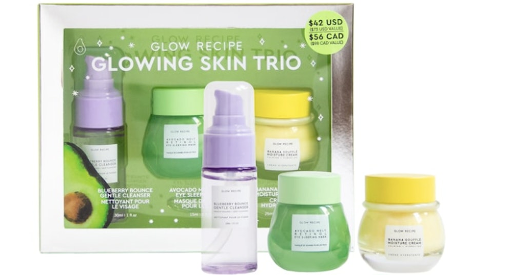 Glow Recipe Glowing Skin Trio