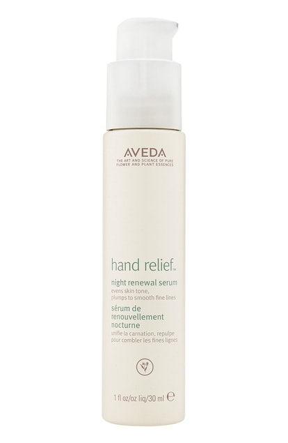 hand relief Night Renewal Serum