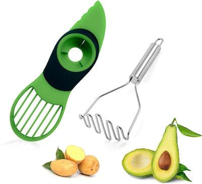 SfAVEreak 3-in-1 Avocado Slicer