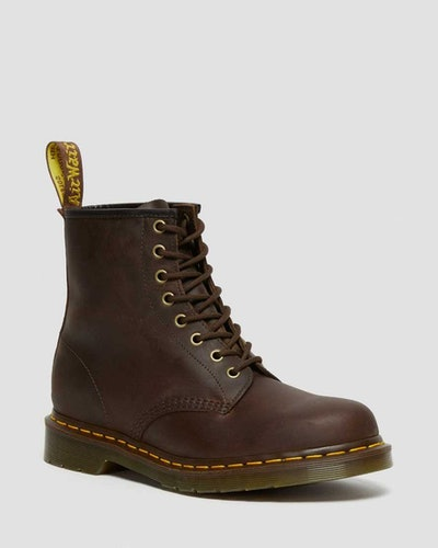 1460 CRAZY HORSE LEATHER LACE UP BOOTS