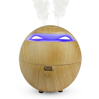 Light Globe Ultrasonic Essential Oil Diffuser