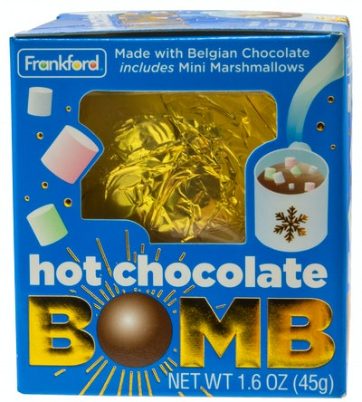 Frankford's Hot Chocolate Bomb 1.6oz