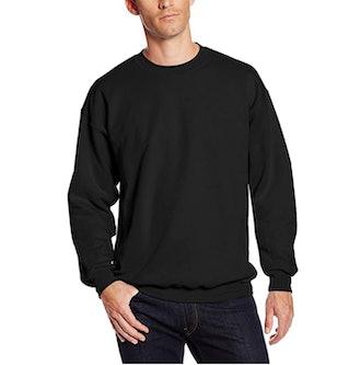 Hanes Ultimate Cotton Heavyweight Crew-Neck Sweatshirt