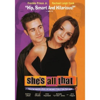 'She's All That' DVD
