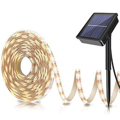 Outdoor Solar LED Strip Lights