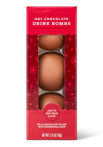 Holiday Hot Cocoa Bombs - 2.25oz / 3pk - Wondershop™