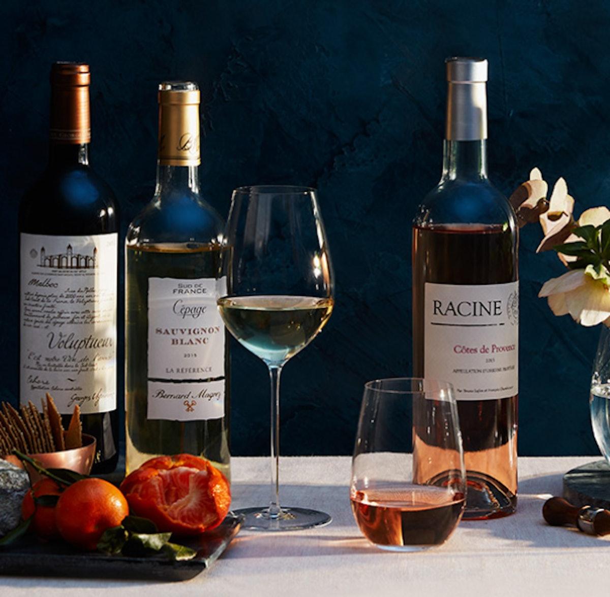 3 Shipments of 6 Bottles of Wine — $12.5/Bottle