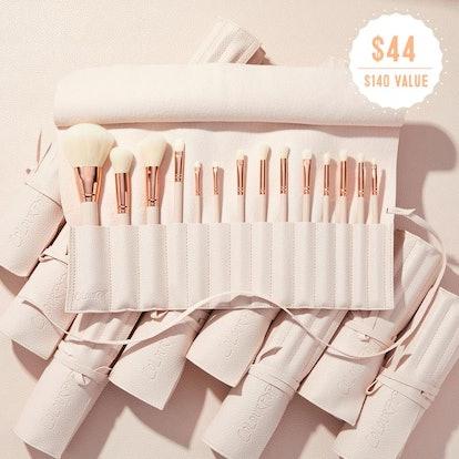Ultimate Brush Roll Makeup Brush Kit