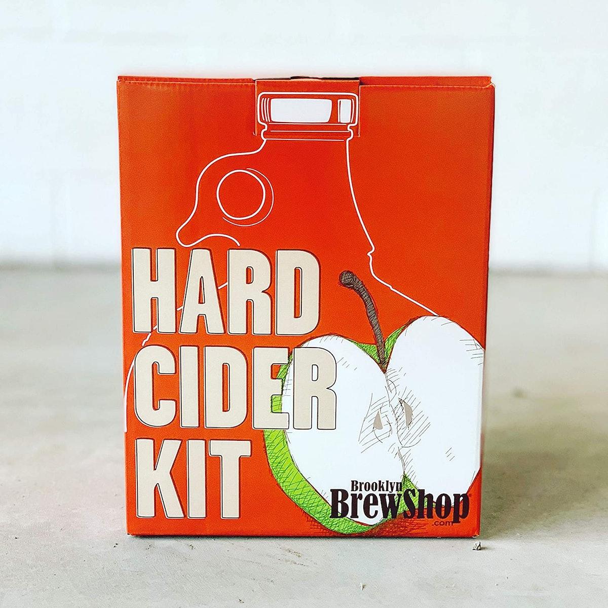 Brooklyn Brew Shop Hard Cider Making Kit