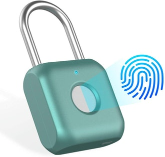 ELMWAY Fingerprint Padlock