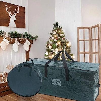 Christmas Tree & Christmas Wreath Storage Bag