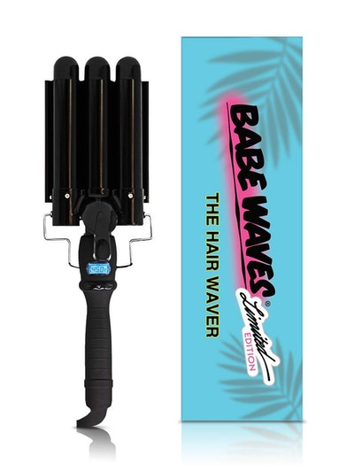 Babe Waves Limited Edition Triple Barrel Hair Waver Tool