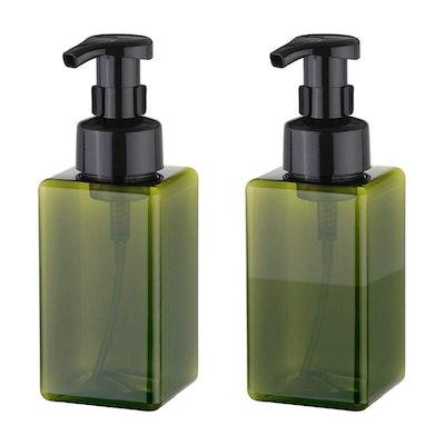 UUJOLY Foaming Soap Dispenser (2-Pack)