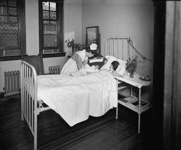 1921 Washington, D.C. Maternity Ward