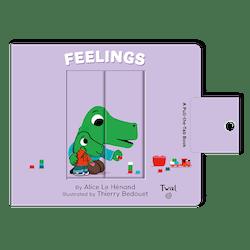 Feelings: A Pull-the-Tab Book