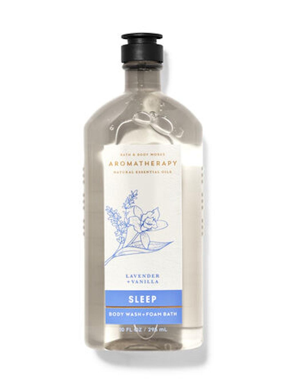 Lavender Vanilla Body Wash
