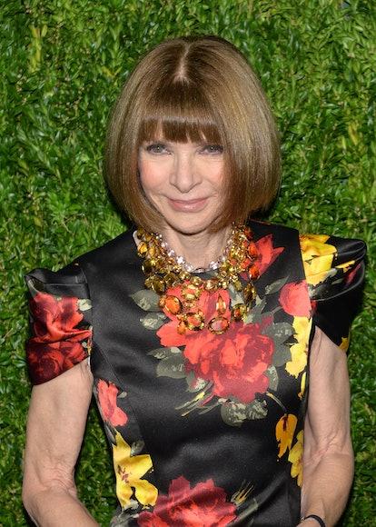 Anna Wintour's Hair: Late 2010s