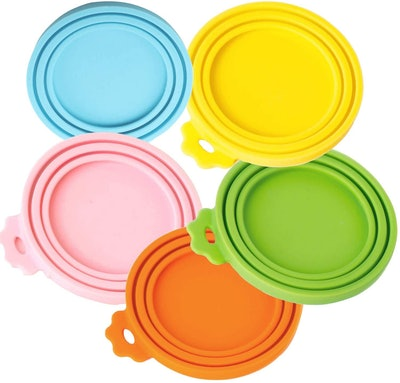 WeTest Pet Can Lids (5-Pack)