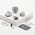 Level Touch smart lock components