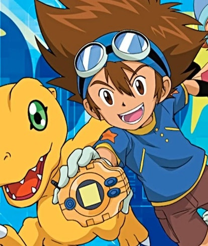 Digimon from the series Digimon Adventures