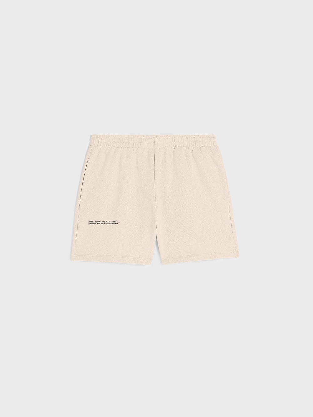 Heavyweight Recycled Cotton Shorts