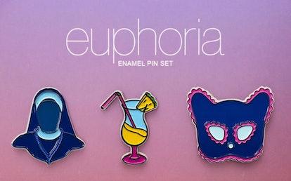 Pin Set from Euphoria