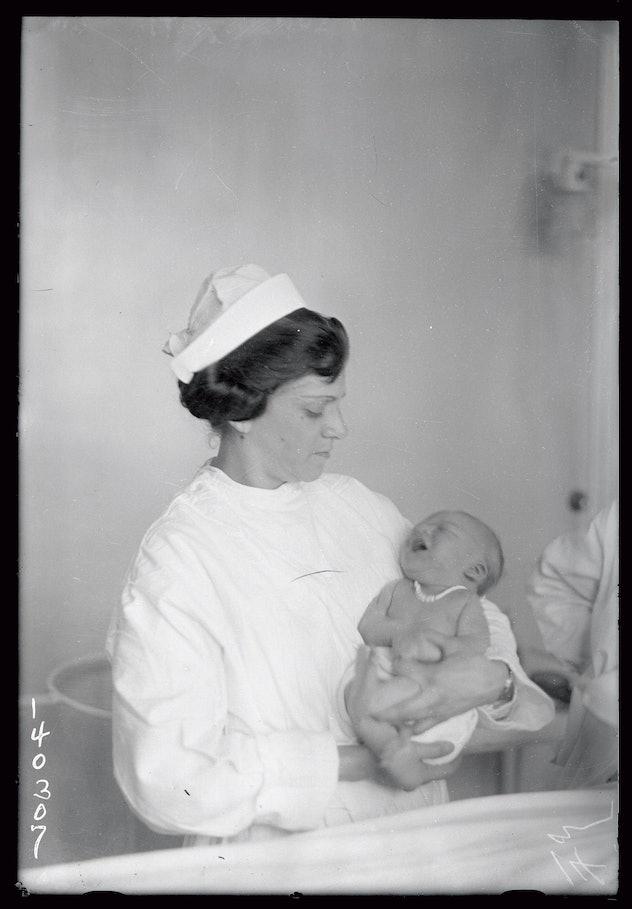 1920s Brox Lebanon Hospital