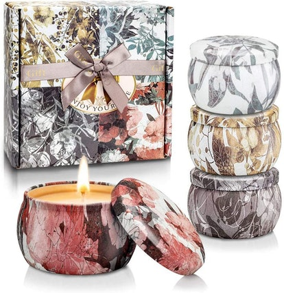 Yinuo Scented Candle Set (4-Pack)