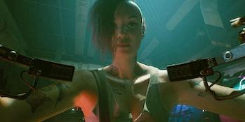 Judy Braindance Cyberpunk 2077