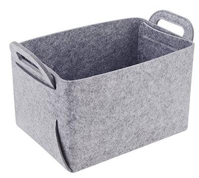 Storage Basket Felt Storage Bin