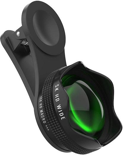 VULBUL Pro Lens Kit for iPhone, Pixel, Samsung