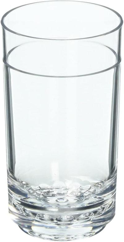 Drinique ELT-TA-CLR-4 Elite Tall Unbreakable Tritan Highball Glasses (4-Pack)