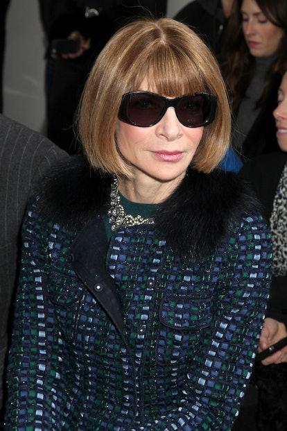 Anna Wintour's Hair: Early 2010s